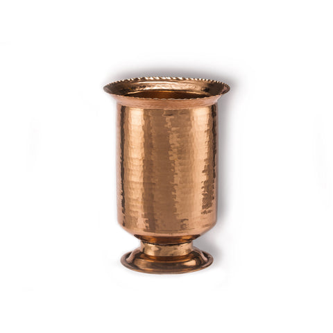 Amira Table Vase - Copper - Vilaasita