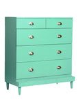Charlotte Chest - Surf Green - Vilaasita  - 2