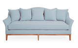 Cindy Camelback Sofa - Powder Blue - Vilaasita  - 1