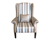 Duke Wingback Chair - Vilaasita  - 1