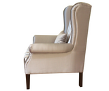 Duke Wingback Chair - Vilaasita  - 3