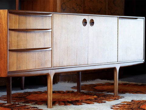 Mid Century Sideboards & Storage