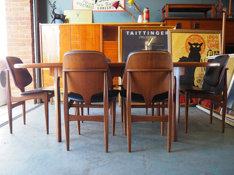 Mid Century Tables & Chairs