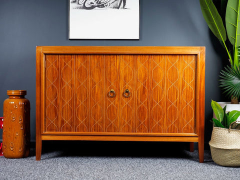 Mid Century Gordon Russell Double Helix Sideboard 1953 Iconic Design