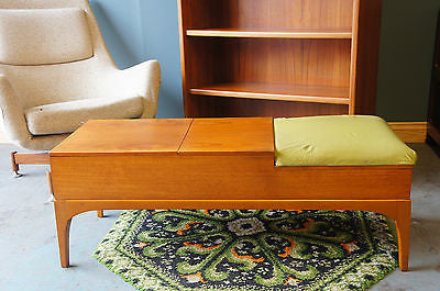 Mid-century Telephone Table, Coffee Table. - erfmann-vintage