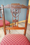 Victorian Dining Chairs Mahogany x 4. - erfmann-vintage