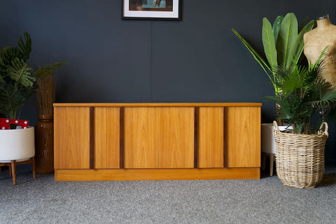 Mid Century Vintage Teak Sideboard by E Gomme for G Plan
