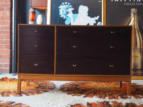 Mid Century STAG Sideboard Style Chest of Drawers - erfmann-vintage