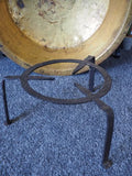 Antique Kadhai/Karhai African Middle Eastern Brass Cooking Pot - erfmann-vintage