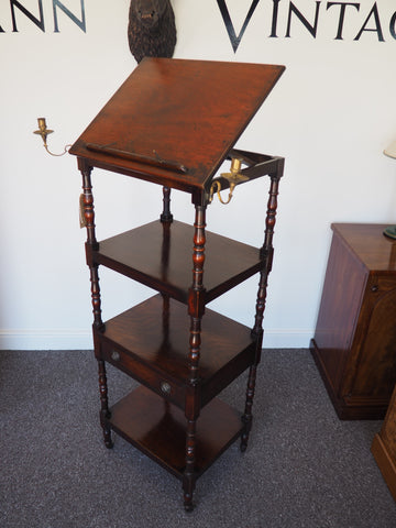 Early 19th Century Mahogany 'Whatnot' - George IV Circa 1800s - erfmann-vintage