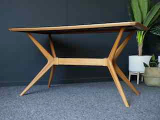 Mid Century Vintage Helicopter Table by G Plan