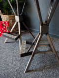 Industrial Style Bar Stools Breakfast Bar Kitchen Seating