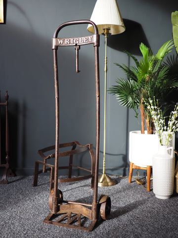 Vintage Early 20th Century Iron Sack Trolly