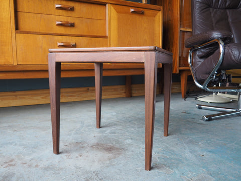 McIntosh Teak Side/Lamp Table (See Nested Tables also) - erfmann-vintage