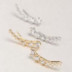 Crystal Earrings - 80% OFF TODAY