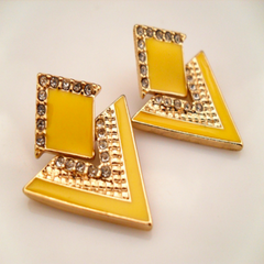 Sparkling Crystal Earrings - 80% OFF TODAY