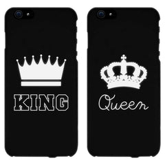 King & Queen Couple Phone Case