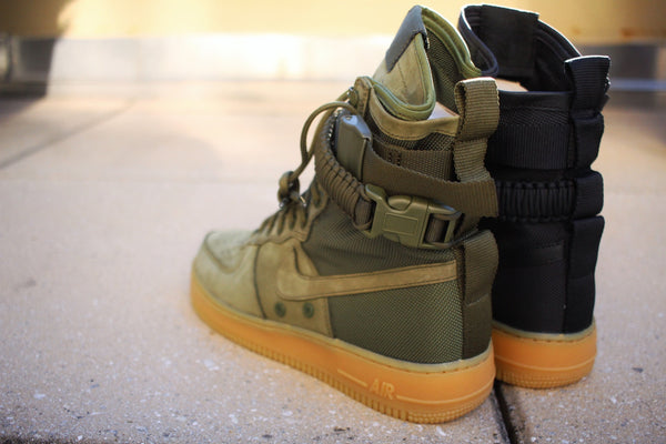NIKE SF AF-1 URBAN UTILITY WINTER 2016 RELEASE