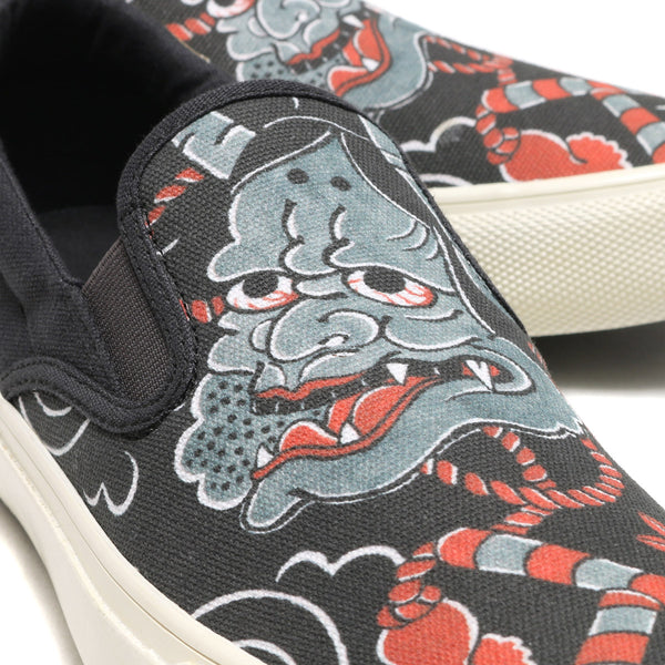 UBIQ HOGGE THREE TIDES TATTOO (Hannya) Designed by HORIHIRO MITOMO BLACK