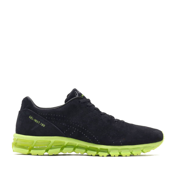 ATMOS x ASICS GEL-INST.180 NEON PACK - Black / Neon Green
