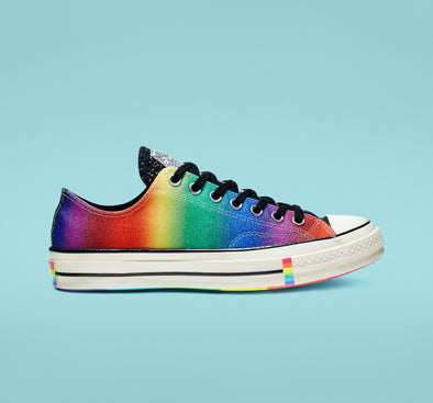 Chuck 70 PRIDE Low Top - Multi/Black