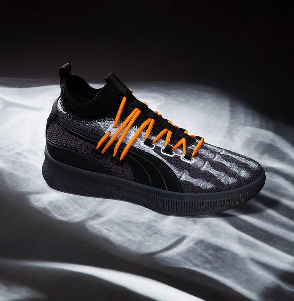 PUMA CLYDE COURT HW - Puma Black