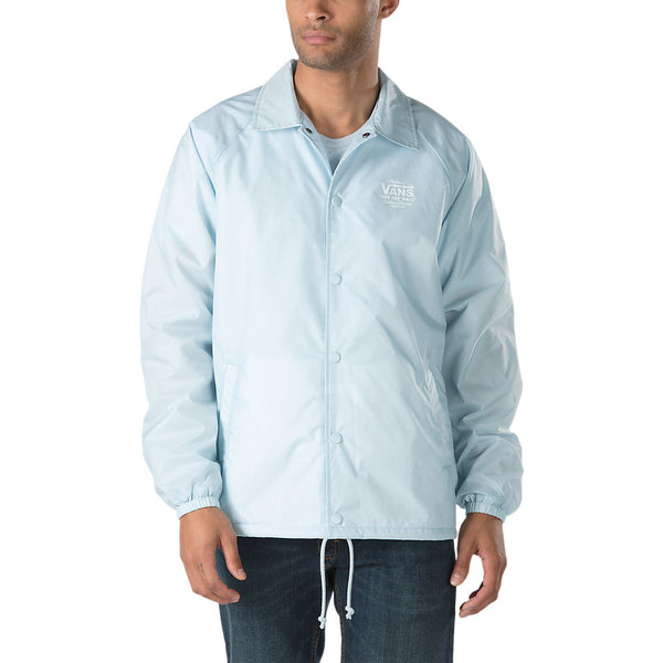 Vans Torrey Coaches Jacket Baby Blue Atmos New York