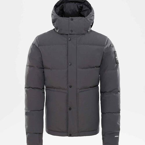 THE NORTH FACE MEN'S BOX CANYON JACKET - Grey