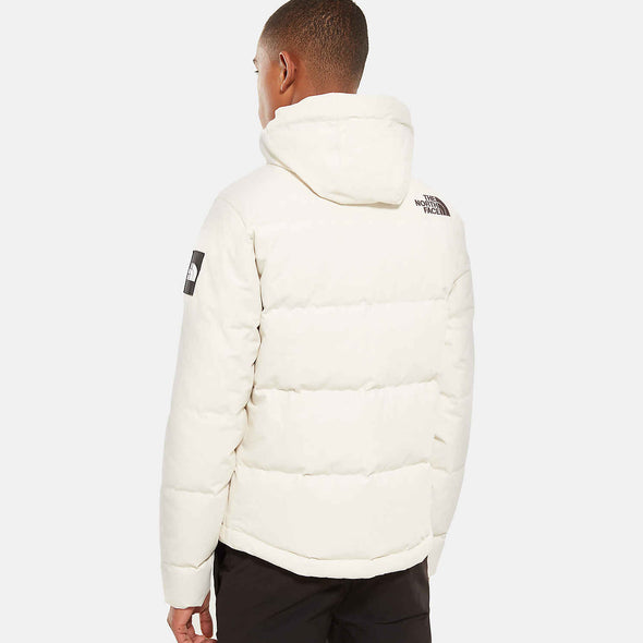 THE NORTH FACE MEN'S BOX CANYON JACKET - White