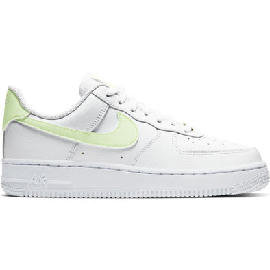 WMNS NIKE AIR FORCE 1 '07 - WHITE/BARELY VOLT-WHITE-WHITE