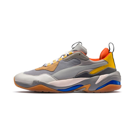 JR PUMA THUNDER DESERT SNEAKERS - WHITE