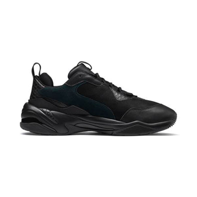 JR PUMA THUNDER DESERT SNEAKERS - BLACK