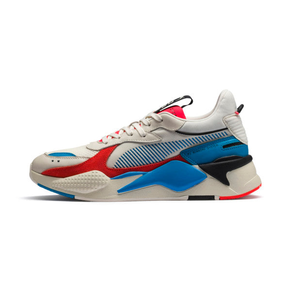 PUMA RS-X Reinvention - Whisper White-Red Blast