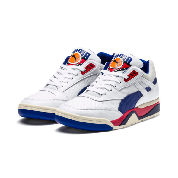 PUMA Palace Guard - Red / Blue / Puma White