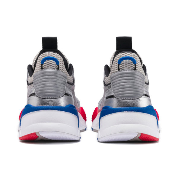 PUMA RS-X Space Agency Sneakers - Silver / Blue / Red
