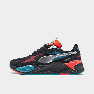 PUMA RS-X3 5TH ELEMENT - BLACK-PUMA SILVER-RED