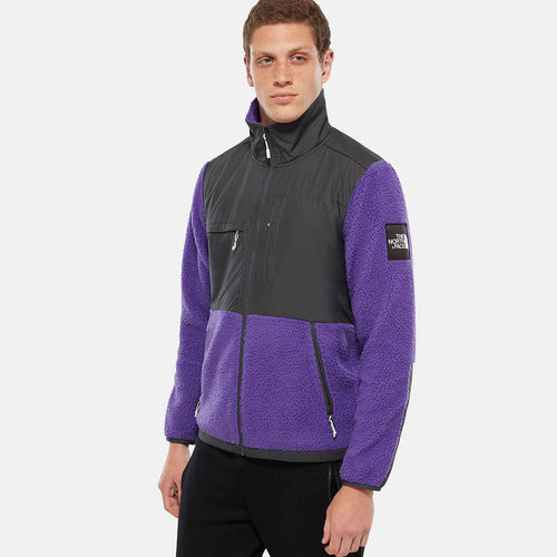 TNF 'BLACK LABEL' DENALI FLEECE - TILLANDSIA PURPLE / ASPHALT GRY