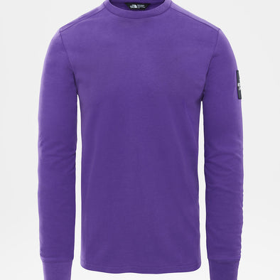 THE NORTH FACE FINE 2 L/S SHIRT - Purple