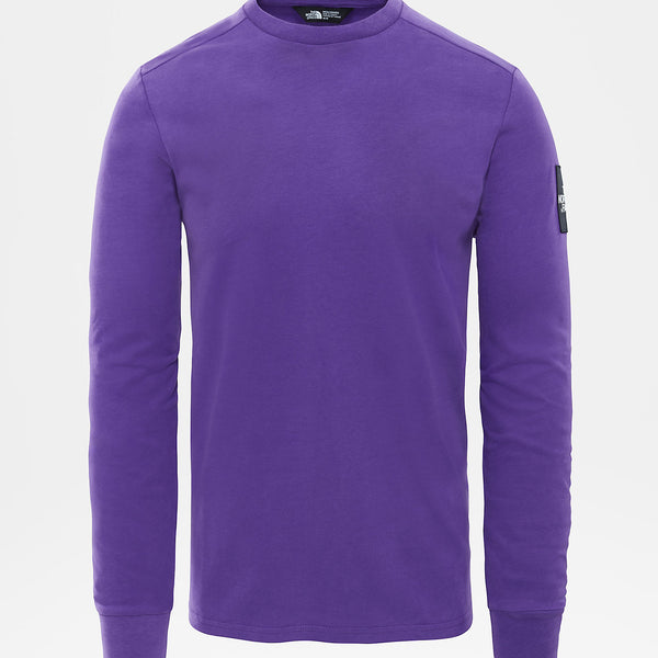 08748afb9a1e07 THE NORTH FACE FINE 2 L S SHIRT - Purple – Atmos New York