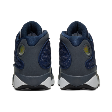 "AIR JORDAN 13 RETRO ""FLINT"" PRE-SCHOOL  - NAVY/UNIVERSITY BLUE"