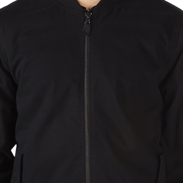 VANS OVERBROOK JACKET - BLACK