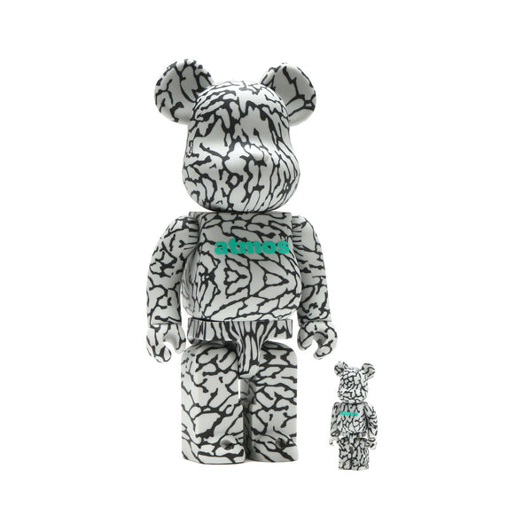MEDICOM TOY BE@RBRICK × atmos 100% & 400% - Box Set