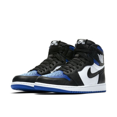 Air Jordan 1 Retro High OG - Black/Black-White-Game Royal