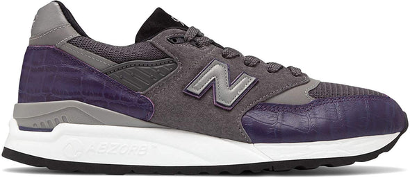 NEW BALANCE Made in US 998 - Purple / Grey