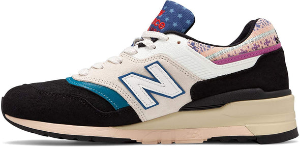 NEW BALANCE 997 Made in USA - Black/Beige