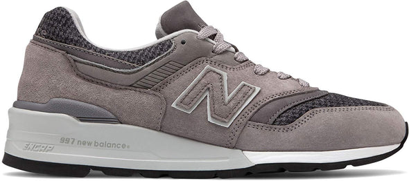 MEN'S NEW BALANCE M997PAK - GREY