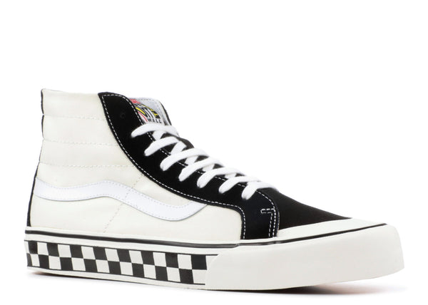 "VANS SK8 HI 138 DECON SF ""DECON"" - Black/White"