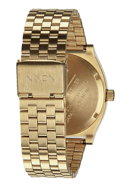 Nixon Time Teller 37 MM - ALL GOLD / GOLD
