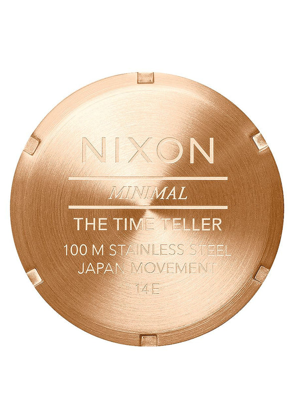 Nixon Time Teller 37 MM - ALL ROSE GOLD