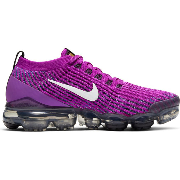 WMNS NIKE AIR VAPORMAX FLYKNIT 3 - VIVID PURPLE/WHITE-RACER BLUE-BLACK